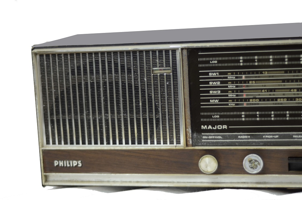 Antique Philips Transistor Radio Working Condition