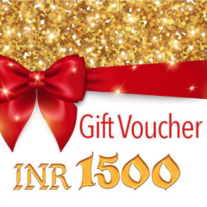 Antikcart Gift Voucher 1500