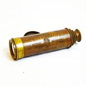 Antikcart Antique Victorian Telescope London 1915