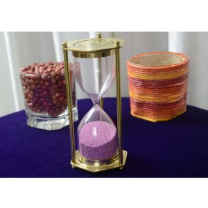 5 Minute Full Brass Nautical Sand Timers - Passion Collection by Antikcart