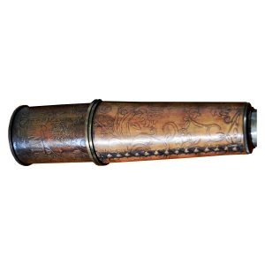 Antikcart Antique 3 foot long super telescope by antikcart telescope close view