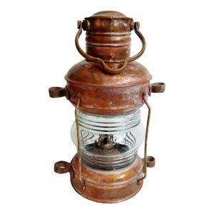 Antikcart Antique Vintage Mine Anchor Lamp by Antikcart Marine Lamp