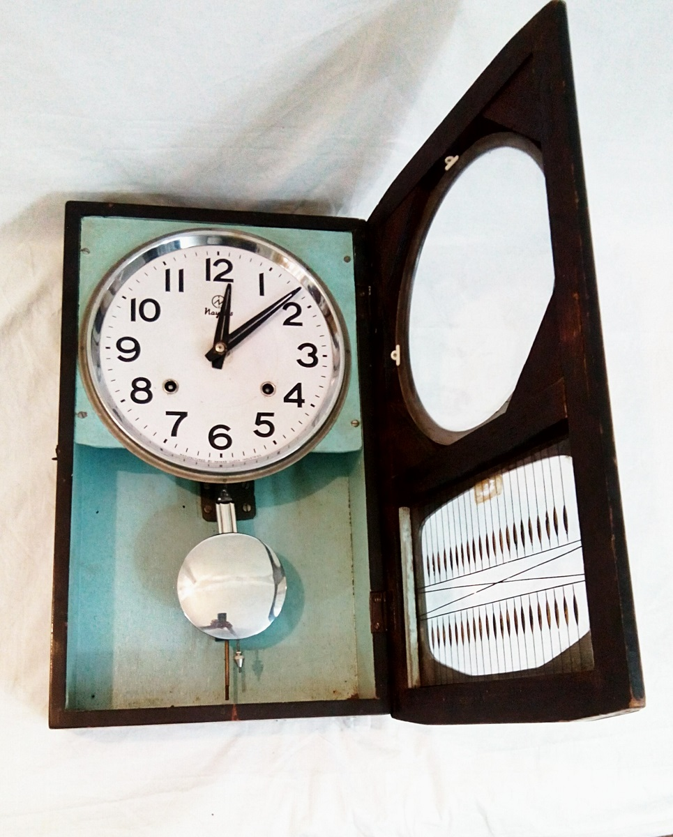 Antique Nayak Classic Pendulum Wall Clock Antikcart
