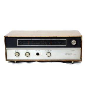 Rare Vintage Nelco Novada Antique Radio by Antikcart