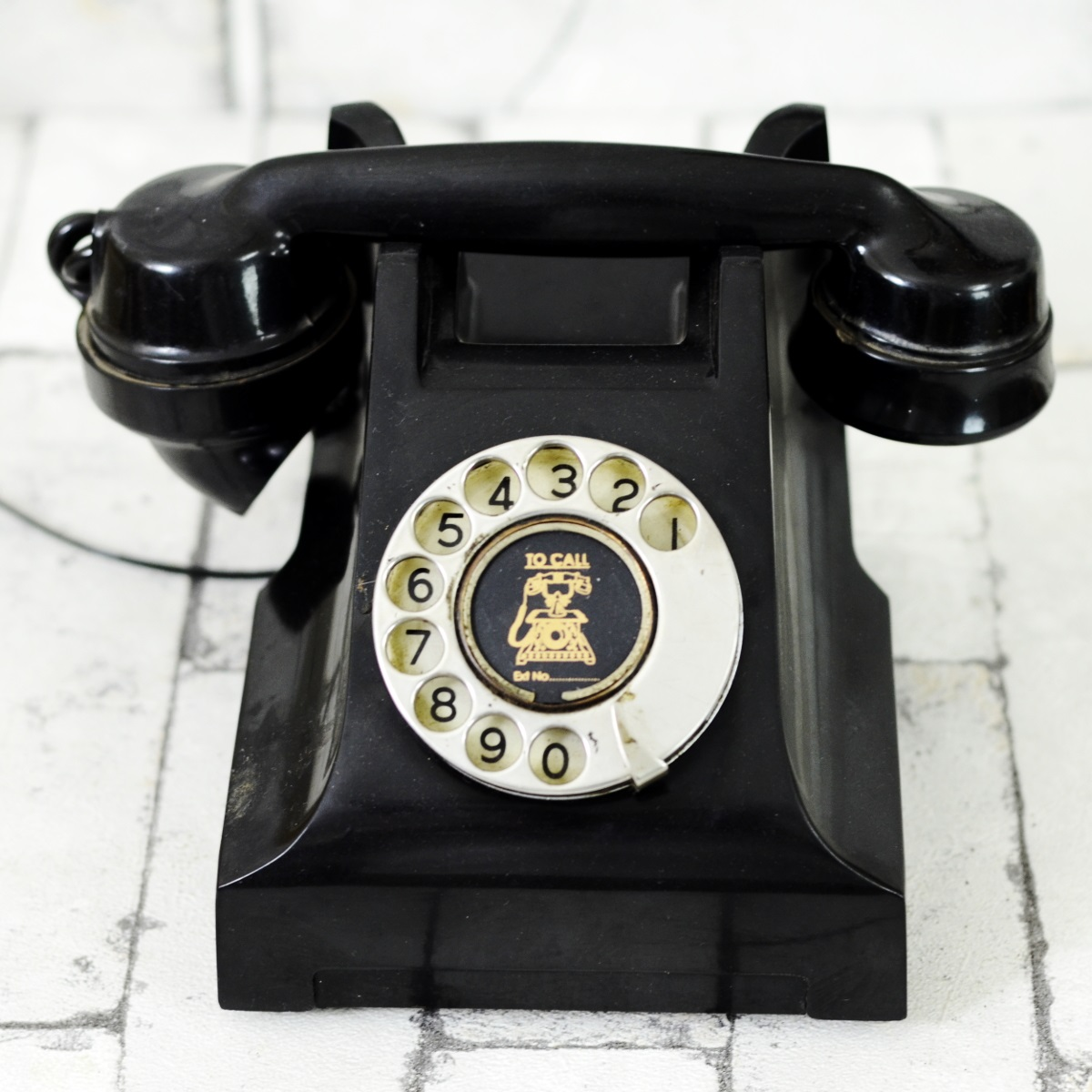 Antique Collectible Classic Retro Iti Telephone Antikcart