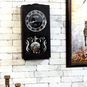 Antikcart Antique Master Bim Bam Pendulum Wall Clock