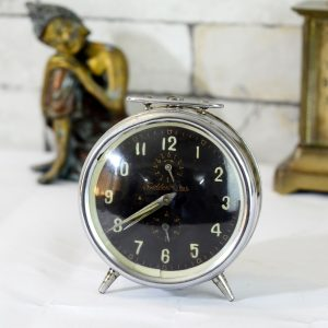 Antikcart Antique Golden Star Table Time Piece Collectible Decor