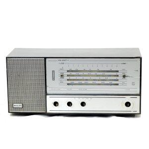 Antikcart Antique Radio Philips Valiant II Trasistor Radio Collectible Decor