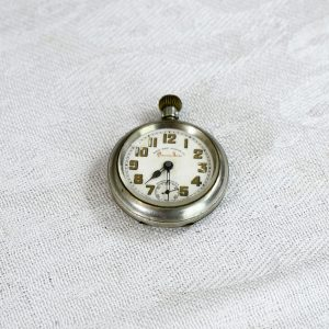 Antikcart Antique Small Western End Pocket Watch Collectible main
