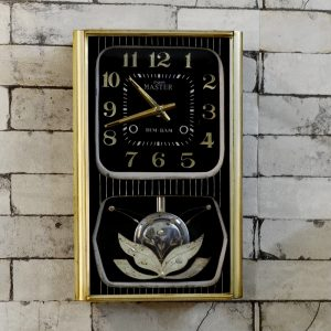 Antikcart Old Master Bim Bam Pendulum Antique Wall Clock clock view