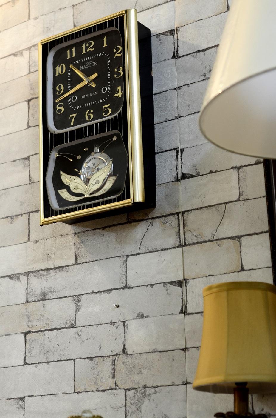Old Master Bim Bam Pendulum Antique Wall Clock Antikcart