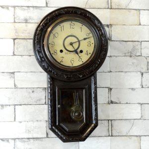 Antikcart Original Antique Working Seikosha 1920 Bim Bam Clock Wall Decor Collectible clock