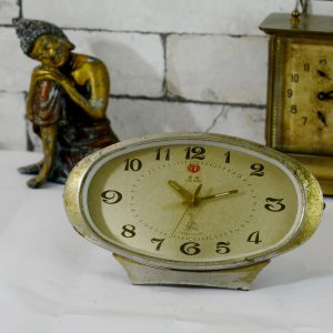Antikcart Rare and Unique Antique Table Time Piece Collectible decor
