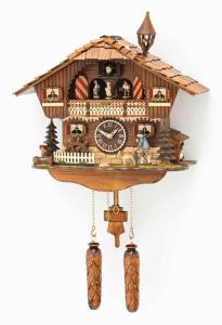 Antikcart Chalet Type Cuckoo Clock