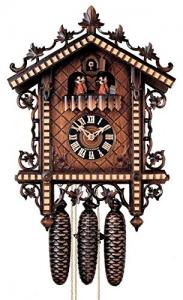 Antikcart Clocks Black Forest Cuckoo Clocks