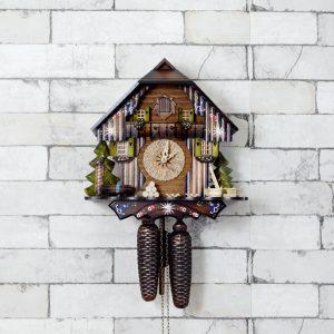 Antikcart Antique 8 Days Bim Bam Cuckoo Clock MAIN