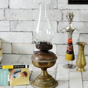 Antikcart Antique Brass Popular German Brass Lantern main