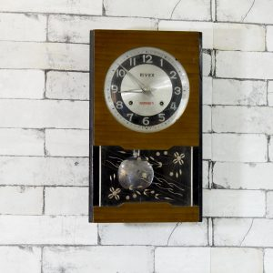 Antikcart Antique Rivex Bim Bam Pendulum Wall Clock