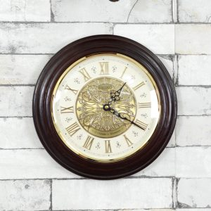 Antikcart Antique Seiko Wall clock westminister and melodies wall clock main