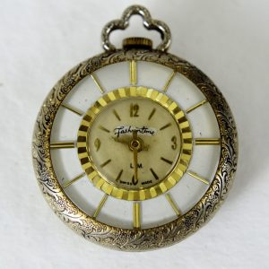 Antikcart Antique Swiss Made Fashion Time Pocket Watch