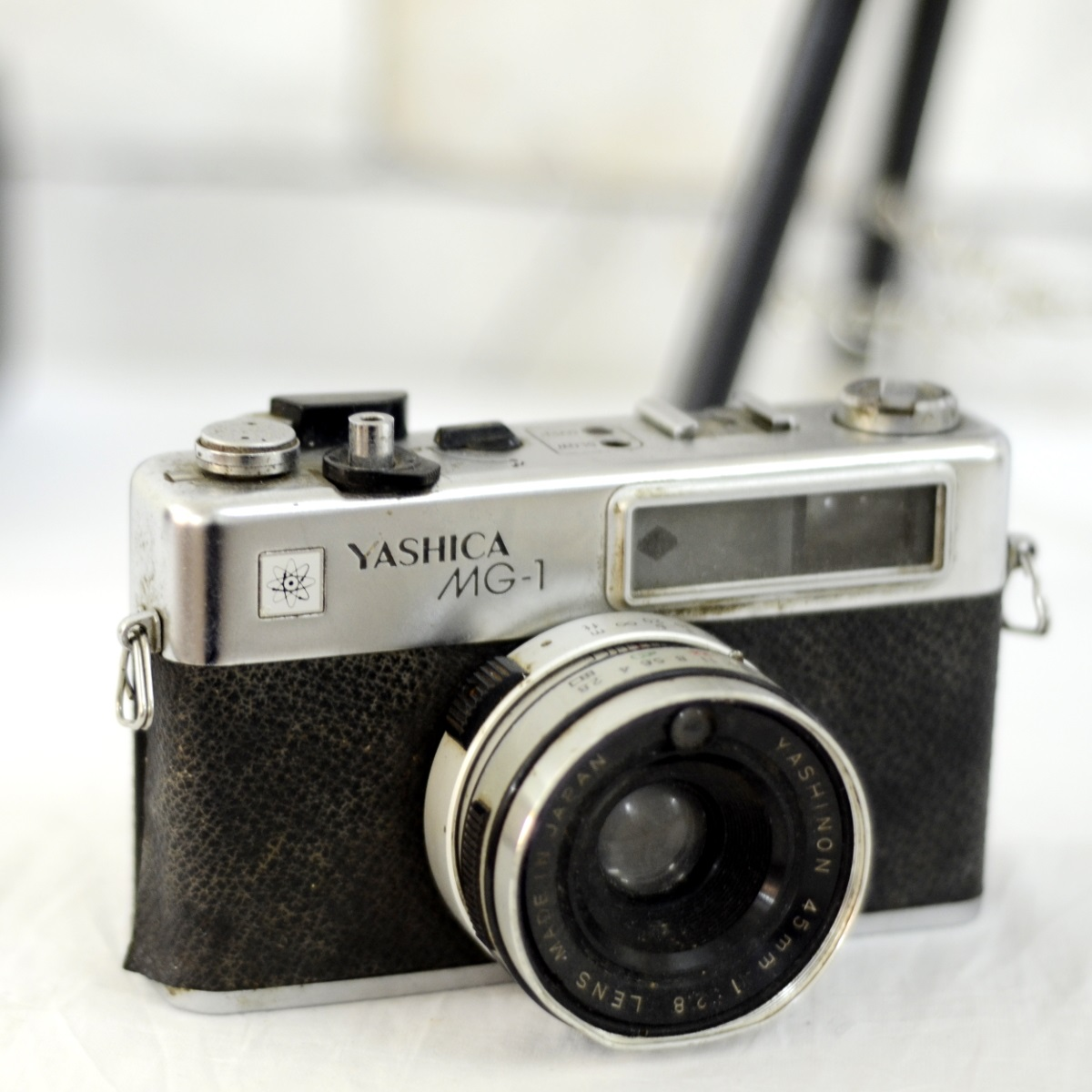 Antique Vintage Camera Yashica MG-1 Model - Antikcart