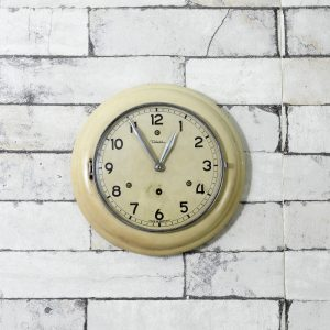 Antikcart Antique Working Condition Diehl Wall clock