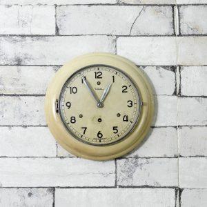Antikcart Antique Working Condition Diehl Wall clock