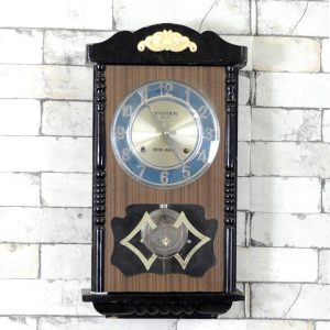 Antikcart Antique Wall Clock Master Bim Bam Pendulum Wall Clock