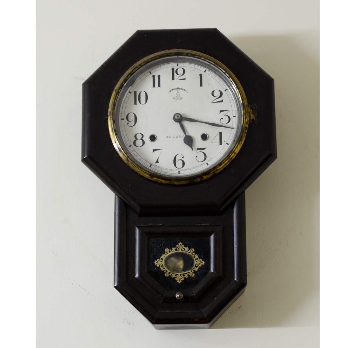 Buy online decor and collectibles vintage interior affordable antikcart welaiti clock co accurate pendulum wall clock antique clock amipublicfo Image collections