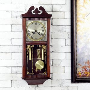 Antikcart 31 days Highlands Antique Winding Pendulum Wall Clock