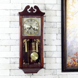 Antikcart 31 days Highlands Antique Winding Pendulum Wall Clock