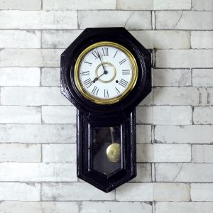 Bim Bam Wall Clock Antikcart Antique Ansonia Bim Bam Pendulum Wall Clock