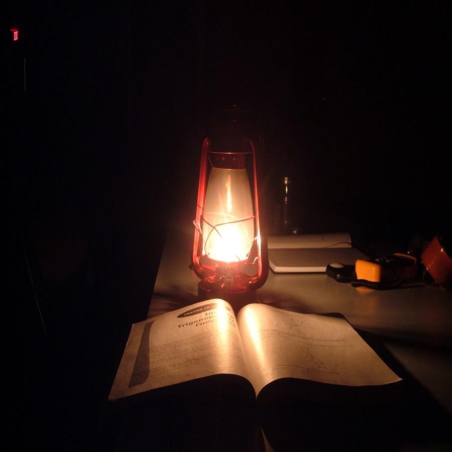 Kerosene-Lamp