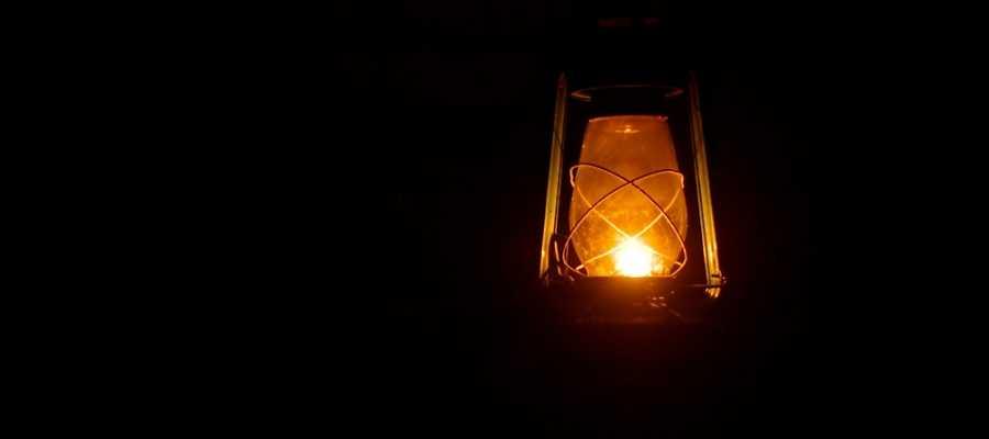Kerosene Lamps before Modern day Lights