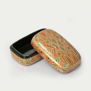 Antikcart Badum Daar Artwork Handicraft Papier Mache Box