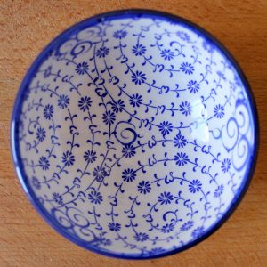 Antikcart Handcrafted Beautiful 'Halic' Ceramic Bowls - 8cm-bowl down