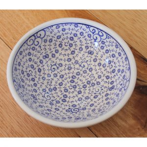 Antikcart Handmade Beautiful 'Halic' Ceramic Bowl - 12cm-bowl1