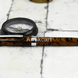 Ebonite fountain pen Airmail Wality eyedropper