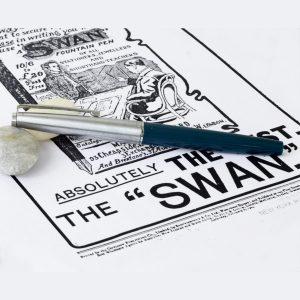 Swan president pen vintage