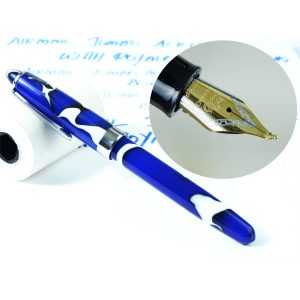 Wality Bent fountain pen
