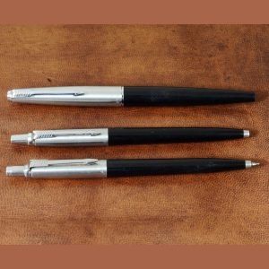 parker pen pencil set