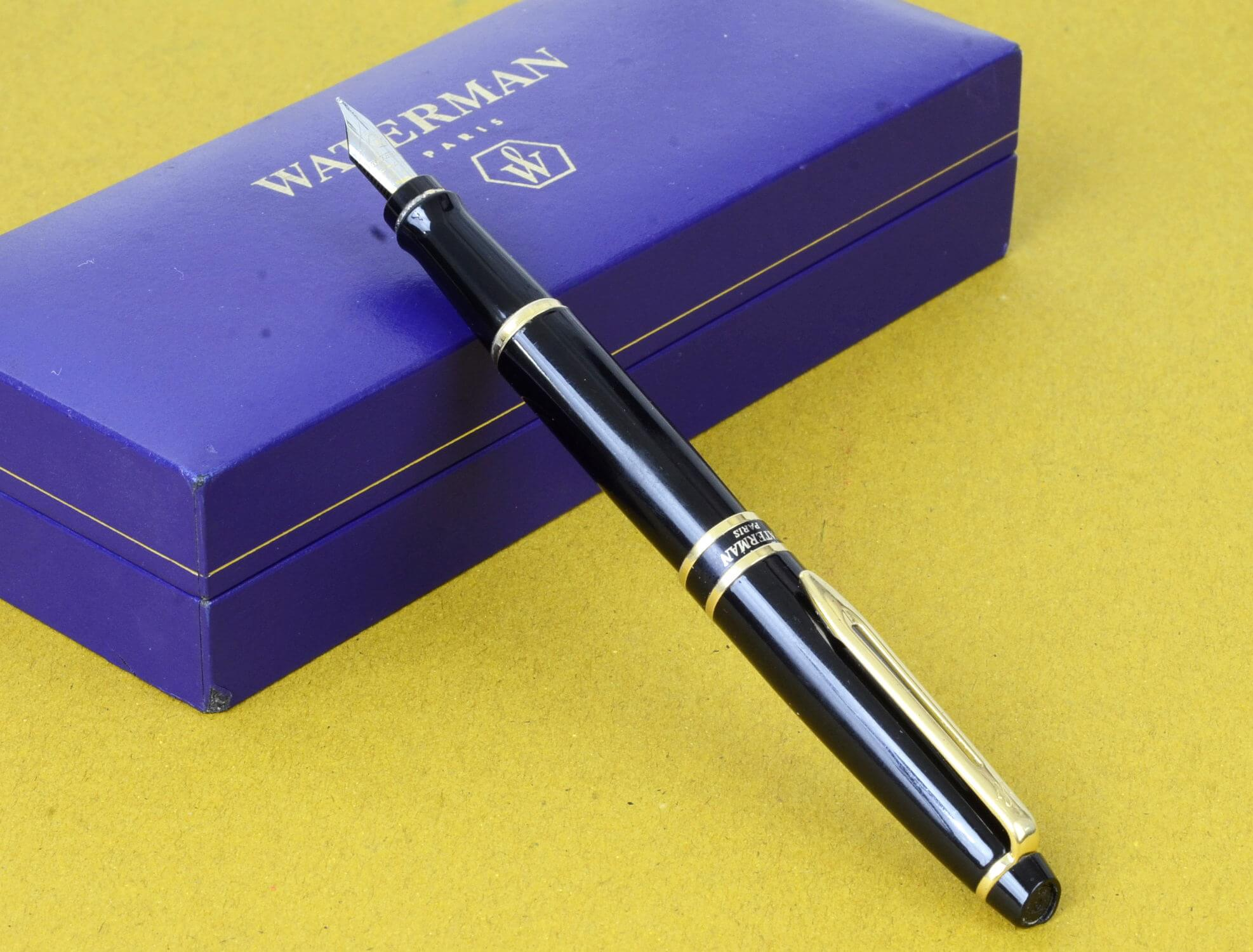 Waterman Expert Vintage Fountain Pen In Perfect Working