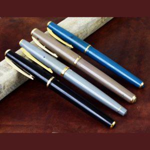 vintage pilot india pens