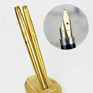 parker 75 insignia gold filled