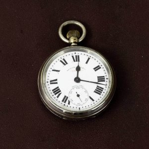 Westend Index pocketwatch