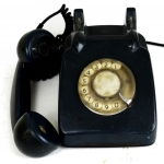 Antikcart Vintage Retro ITI Telephone Collectible CLOSE