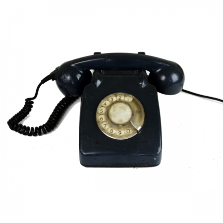 Antikcart Vintage Retro ITI Telephone Collectible