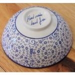 Antikcart Handmade Beautiful 'Halic' Serving Ceramic Bowls - 12cm-bowl2