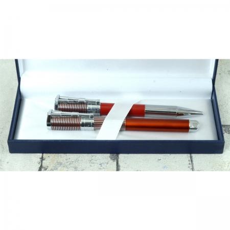 waterman harley davidson fountain pen set