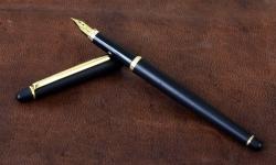 vintage-wingsung-excel-fountain-pen-golden-F-nib-NOS